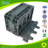 Caixa plástica do tipo Process moldando e de material plástico para peças de automóvel