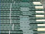 Le piquet de barrière enduit par lancement, Y-Jalonnent, T-Poteau