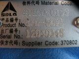 Sdlg LG956L Rad-Ladevorrichtungs-Ersatzteil-Vorrangventil Yxl-F250f 4120000129