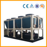 Air Cooled Condensing Air Screw Chiller Factory