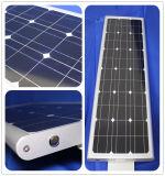 luz de calle solar 30W con la iluminación del LED