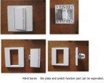 広いScrew Module Type Big Push Button Switch