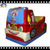 ガラス繊維のゲーム・マシンの電気子供の乗車の小型平面