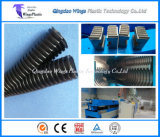 Plastik-PA-Belüftung-einzelne Wand-gewölbtes Rohr DES PET-pp. maschinell hergestellt in China
