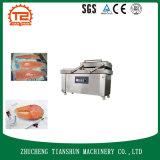 Pacote Salmon do vácuo do alimento da máquina da selagem do vácuo