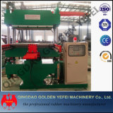 La India Venta caliente Push-Pull Vulcanizer automático de caucho prensa hidráulica Máquina