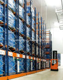 Пакгауз Pallet Storage Electronic Mobile Racking для OEM