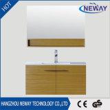 Nouveaux meubles de salle de bain en mélamine avec miroir