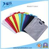 Par-101# Modal Sublimation col rond T-Shirt