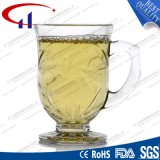 cuvette superbe en verre de silex 85ml pour l'eau (CHM8123)