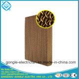 7090 couleur marron 150mm tampon de la volaille de refroidissement Évaporatif