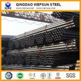 Carbone doux de Q195 Q215 Q235 soudé autour de la pipe en acier