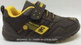 Chaussures de sport de chevreau d'enfants (AFK 1114)