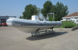 Délivrance gonflable rigide de canot automobile/côte d'Aqualand 16feet 4.8m/patrouille/bateau de plongée (RIB480T)