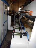 Machine à articulation à doigts à bois haute fréquence à levage vertical
