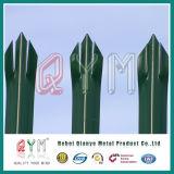 De Heetste Verkoop D van China en de Palissade die van het Type van W/het Schermen van de Palissade van het Staal schermen