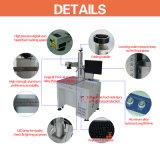 20W vezel die de Machine van de Druk van de Laser van het Metaal van de Machine merken