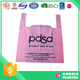 Vest Handle Plastic Charity Sacks