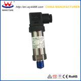 10bar 압력 계기 액체 압력 전송기에 중국 제조자 0