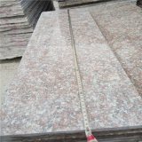Peach Red Granite G687 Stair Step Covers Natural Stone