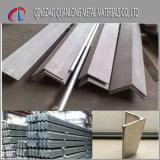 Ferro di angolo galvanizzato acciaio con il foro perforato