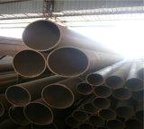 En el mercado de África Venta caliente la construcción de tubo redondo de acero