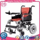 Sedia a rotelle piegante leggera Bz-6201 della batteria elettrica di potere