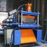 Stehende Naht-Stahldach-Blatt-Rolle, die Maschine bildet