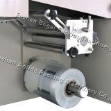 Полуавтоматная горизонтальная машина упаковки ткани пояса скруббера ванны
