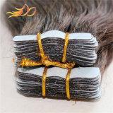 Estensione 100% dei capelli umani di Prebonded del nastro dei capelli di Remy