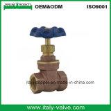 증명된 Bsp 청동색 게이트 밸브 (AV4001)