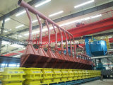 Linha de produção perdida da espuma (LFC) a melhor escolha para a qualidade dos produtos de carcaça EPC/Good