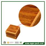 Doos de van uitstekende kwaliteit van de Juwelen van het Rozehout van de Douane