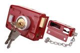 Micc西アフリカの市場のためのブランド101のタイプ安全な鋼鉄ドアロックの縁ロック