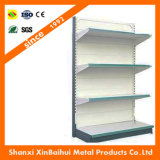 Los estantes del supermercado de estante de la pantalla de metal estantería metálica para la venta