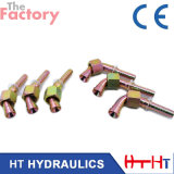 CNC 기계장치 세륨과 ISO 증명서 (20741)를 가진 유압 위조된 호스 이음쇠