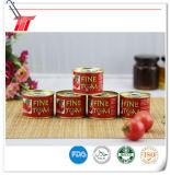 Feine Tom-Marke konserviertes saures und süsses Aroma-Tomatenkonzentrat