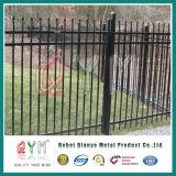 Сваренные пикетчики загородки/загородка порошка/цинка Coated стальная для сбывания