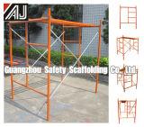 Châssis de l'échelle de la maçonnerie d'échafaudages, Guangzhou fabricant