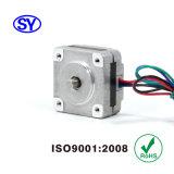 motor elétrico deslizante de 0.9deg 35*35 milímetro (NEMA 14) para o CNC
