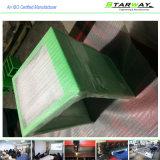 De poeder Met een laag bedekte Fabriek van de Vervaardiging van het Metaal van het Blad van het Vakje van het Metaal