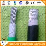 Кабель кабеля куртки PVC изолированный XLPE с высокой эффективностью