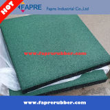 Interlock Rubber Tiles / Playground Pavers / Safety Mats