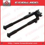 3 Bipod Inchtactical para Air Rifle Airgun Airsoft Gun Dragão Claw Clamp-on Feet Steel Stand