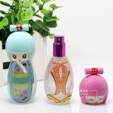 Flessen van het Parfum van het Glas van de Vorm van het Lichaam van de manier de Leuke, Kosmetische Kruik voor de Olie van de Geur