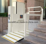 CE approuvé plate-forme vertical hydraulique de levage pour accueil
