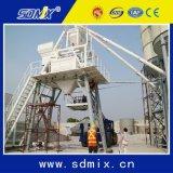 Utilisation de la construction ciment silo pour le bétonnage plante