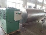 El tanque vertical inoxidable del enfriamiento de la leche del acero 600L