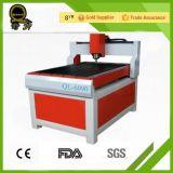 Máquina tamaño pequeño del ranurador del CNC del grabado del metal 600*900