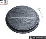OEM JmMr104b En124 B125 650mm Manhole CoverおよびFrame/Round Recessed Manhole CoverおよびFrame